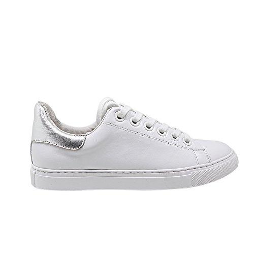 AIJIAER 2048-Man-Scarpe Bianco (bianco)