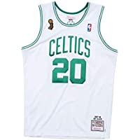 223a7a340 Mitchell   Ness Ray Allen  20 Boston Celtics 2007-08 Authentic NBA Jersey  White