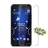 MXSDEV 2PCS Tempered Glass für HTC U11 U 11 Ultra-dünne Displayschutzfolie für HTC U11 Ocean HD Hartfolie für HTC U11 Glass HATOLY
