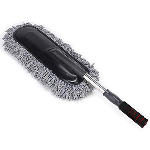 AutoStark Microfiber Duster Washable For Dry / Wet Cleaning