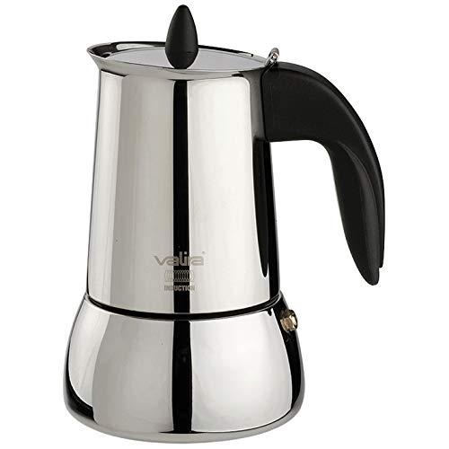 Valira 1181/ Cafetera INOX, Apta para inducción, 6 Tazas