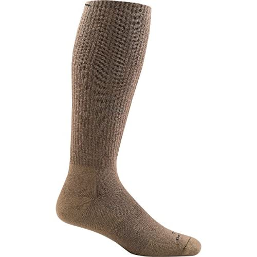 Darn Tough Tactical Over the Calf Extra Cushion Sock - Coyote Brown X-Large