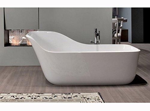 Vasca Da Bagno Ovale : Apollo adulti vasca da bagno ovale ovale in acrilico freestanding