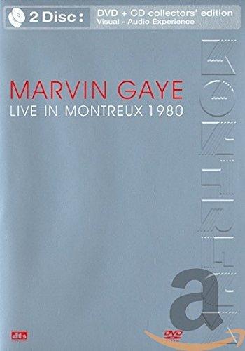 Marvin Gaye - Live in Montreux 1980 (+ CD) [2 DVDs] Preisvergleich