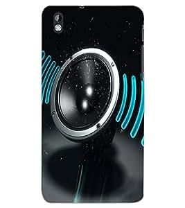 HTC DESIRE 816 SPEAKER Back Cover by PRINTSWAG