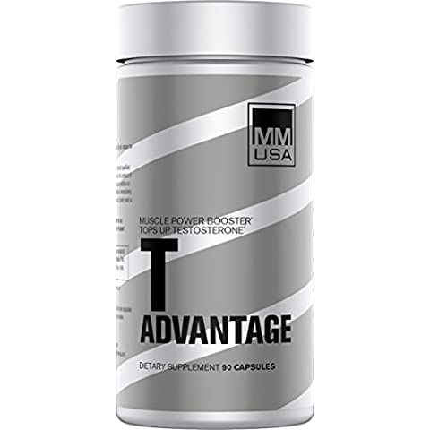 MMUSA T ADVANTAGE TESTOSTERONE BOOSTER, 90