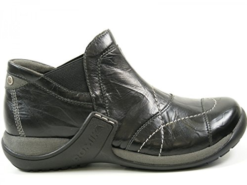Romika 10155-MI18 Milla 102 Schuhe Damen Stiefeletten Boots Schwarz