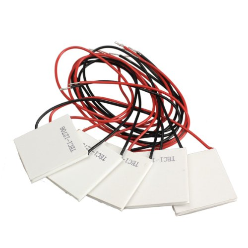 tenflyer-pack-of-5-tec1-12706-thermoelectric-cooler-heat-sink-cooling-peltier-12v-58a