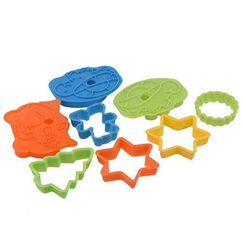 Minions Boutique Cookies Cutter Formen Cutter Frame Kunststoff Backform Keks Kolben Formen Fuer Cookies Kuchen dekorieren DIY Backenwerkzeuge