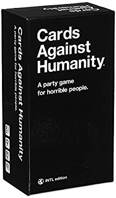 Cards Against Humanity Edizione Internazionale by Cards Against Humanity LLC