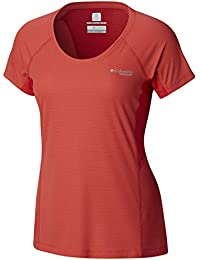 Ropa Roja Camiseta Columbia Amazon es qzgTBB