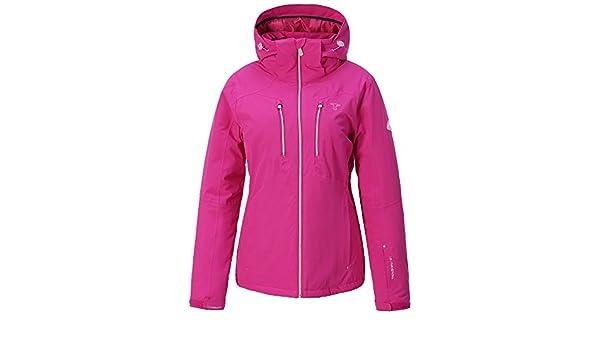 07beac76 Tenson Calista Women's Ski Jacket, cerise: Amazon.co.uk: Sports & Outdoors