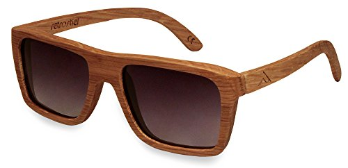 Holz Sonnenbrille Driver Oak