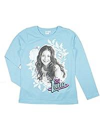 Soy Luna Disney Camiseta de Manga Larga - para niña