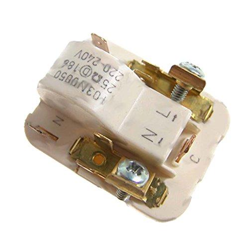 PTC Starter, Startrelais 103N0050 DANFOSS, 230 V, 25 Ohm -