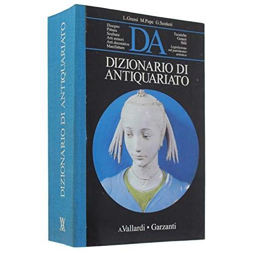 Dizionario Di Antiquariato