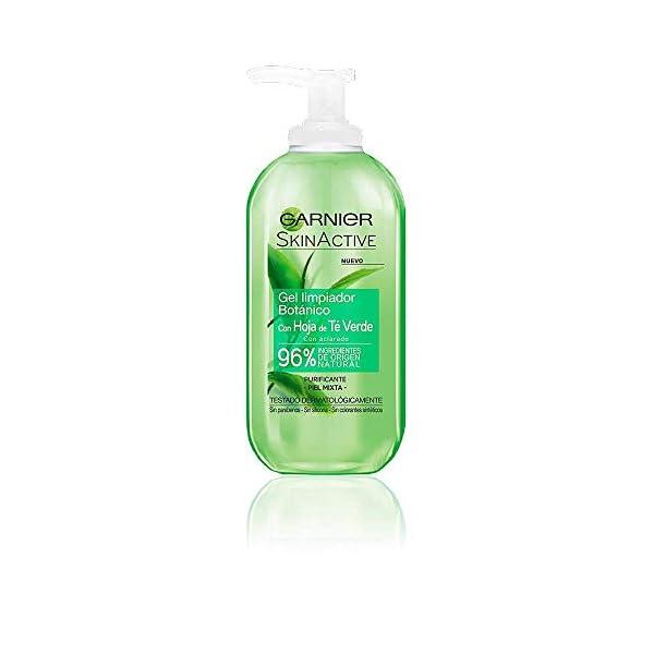 Garnier Skin Active Gel Limpiador