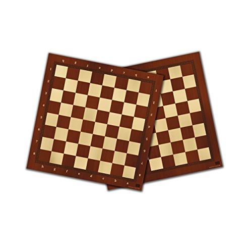 Falomir- Tablero de ajedrez y Damas 40cm