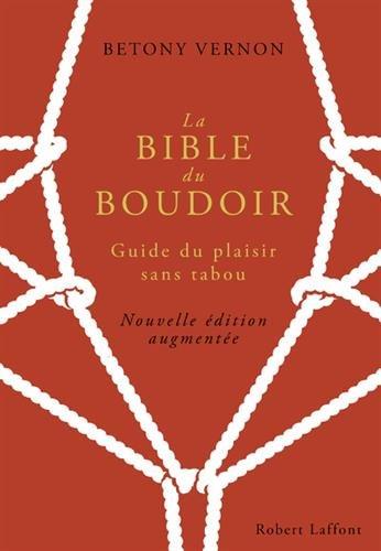 La Bible du Boudoir par Betony VERNON