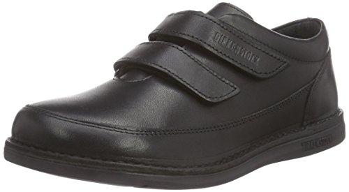 Birkenstock Shoes Tyler Kinder, Unisex-Kinder Halbschuhe, Schwarz (Black), 33 EU