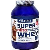 Victory Super Nitro Whey Chocolate-Praliné (1 kg ...