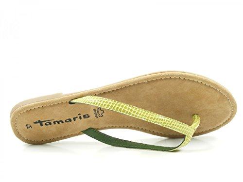 Tamaris 27115, Protège-Orteils Femme Vert (Pistacchio 763)