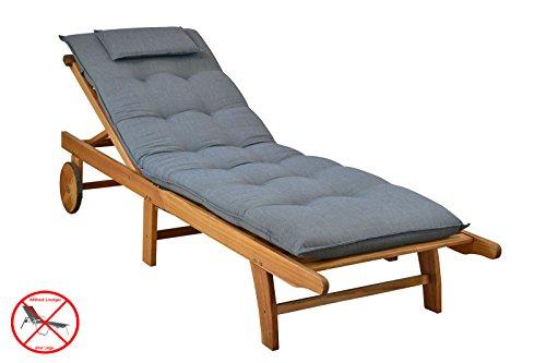 Lusso cuscini per sedia con schienale alto spessore cm con