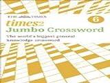 Times 2 Jumbo Crossword 6: 60 world-famous crossword puzzles