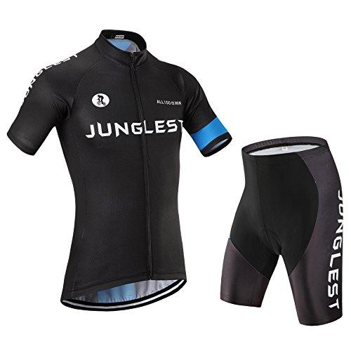 tiposet-taglie5xl-pantaloni-professionali-uomo-pants-della-maglia-moda-tuta-manica-cycling-pad-gilet