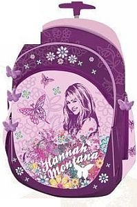 hannah-montana-trolley-back-pack-butterfly-design