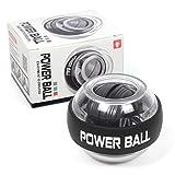 LSXX Powerball Allenatore Mani e Braccia con luci Colorate Impugnatura Che rinforza la Palla giroscopica / 18000 RPM/Due Corde di partenza