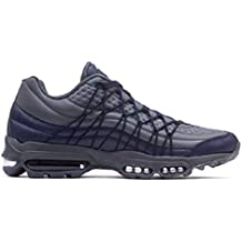 differently d600f 75c5b Nike Herren - Air Max 95 Ultra Se - Obsidian Dunkelgrau - AO9082-403 -