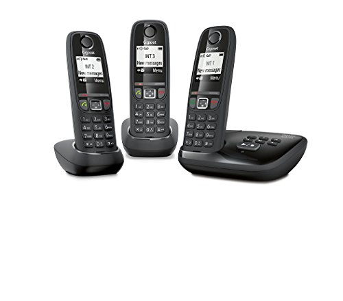 Gigaset AS470A Trio - Teléfono Teléfono DECT