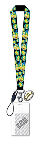 the-simpsons-family-lanyard-with-soft-dangle