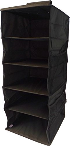 neusu-heavy-duty-hanging-shelves-wardrobe-organiser-5-shelves-plus-4-side-pockets-600d-fabric-30cm-x