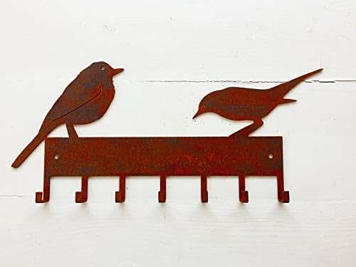 Portachiavi uccellini