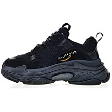 Sports Shoes Sneakers Triple S Sneakers Black Shoes de Gymnastique Uomini  Donne fea9d781aaf