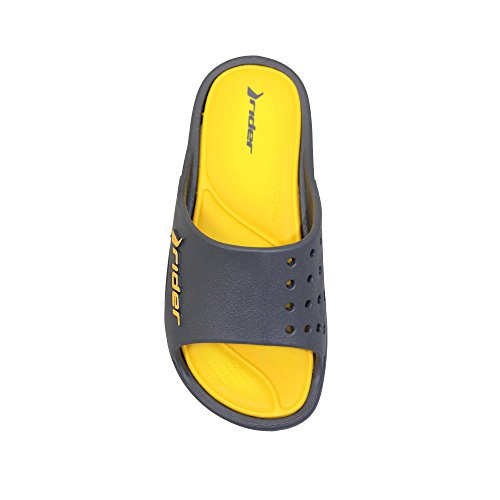 Lunar Bay V Kids, Chaussures de Plage et Piscine Mixte Enfant Gris (Black 22853)