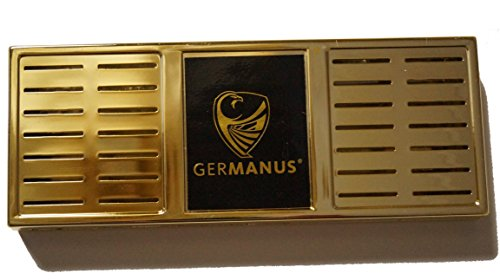 Germanus Premium Humidor humidificador XL oro incluye