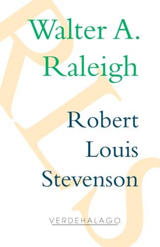Robert Louis Stevenson por Walter A. Raleigh