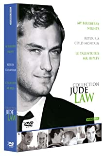 Collection Jude Law - Coffret - My Blueberry Nights + Retour à Cold Mountain + Le talentueux Mr Ripley