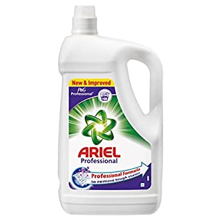 ( 5ltr Pack ) Ariel Professional Washing Liquid Regular 5L 100 Washes