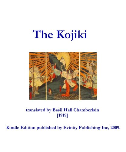 The Kojiki por Basil Hall Chamberlain
