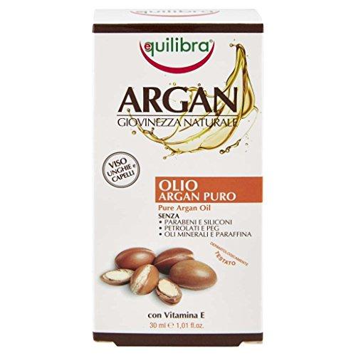 Equilibra Olio Argan Puro - 1 Flacone