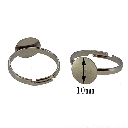ring-bases-jewellery-making-supply-supplies-components-findings-with-pad-silver-tone-pack-of-12
