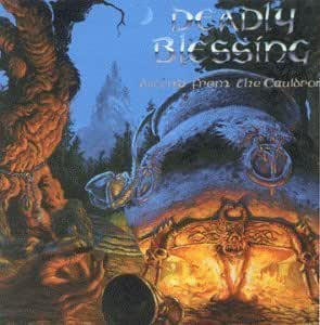 Ascend From the Cauldron by Deadly Blessing (2013) Audio CD