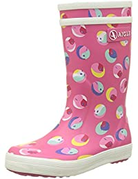 Aigle Unisex-Kinder Lolly Pop Glittery Gummistiefel