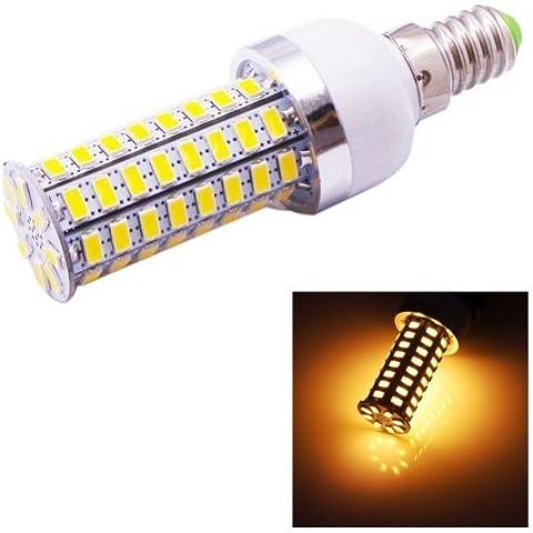 E14 6.0W Luce Calda Luce Lampada Lampadina
