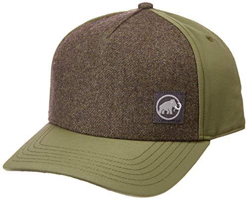 Mammut Herren Kappe Alnasca Cap, Clover/Iguana, S-M -