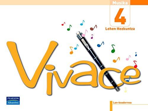Vivace 4 pack lankoadernoa - 9788420551210